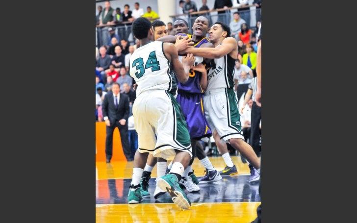 Montrose Christian v Montverde Academy Basketball