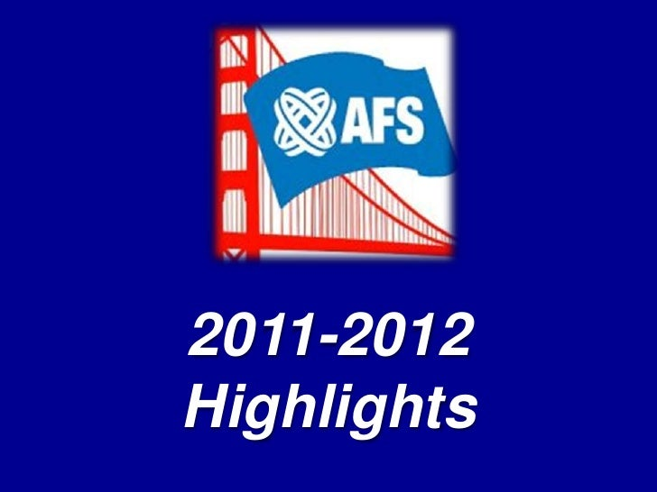 2011-2012Highlights