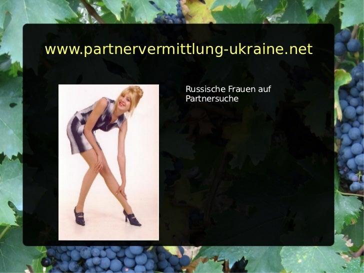 Partnersuche russische frauen Partnervermittlung Russland und Ukraine, Frauen aus Osteuropa auf Partnersuche