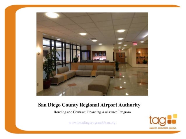 Planned change at the san diego county regional airport authority