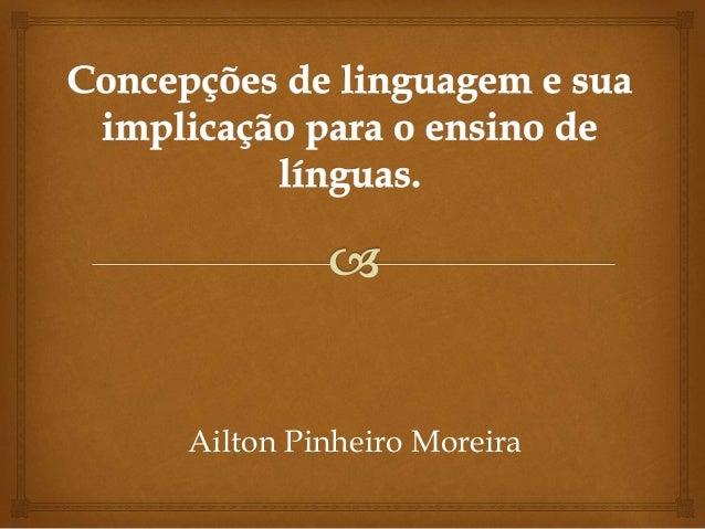 Ailton Pinheiro Moreira