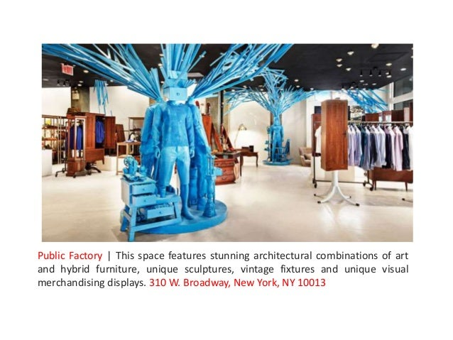 10 must visit new york retail stores for 151 west broadway 4th floor new york ny 10013