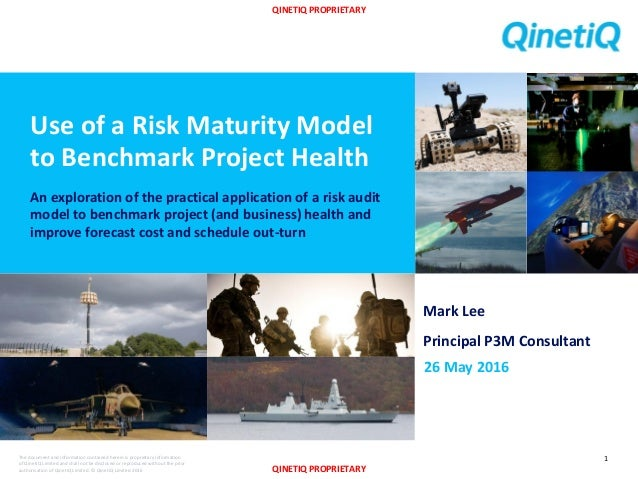 QINETIQ PROPRIETARY QINETIQ PROPRIETARY The document and information contained herein is proprietary information of Qineti...