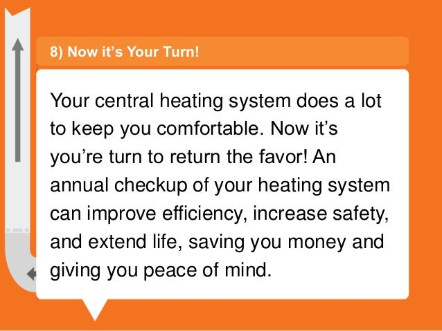 How Your Central Heating System Works
