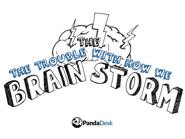 The Trouble With Brainstorming (And How to Fix It!)