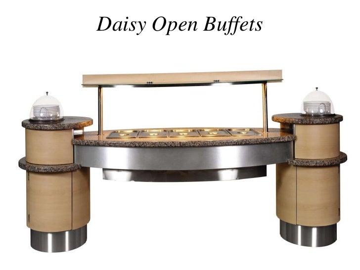 DaisyOpen Buffets<br />