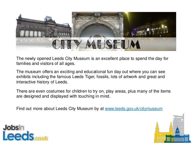 The Top Things To Do In Leeds - 10 things to see and do in leeds