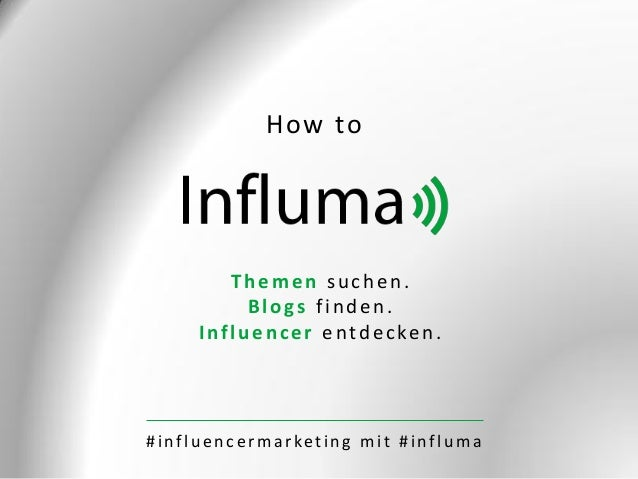 Blogs Finden how to influma influencer marketing relations content ma