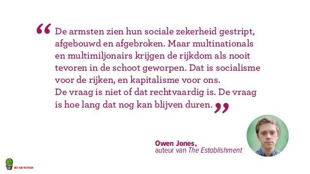 het cactusplan  De armsten zien hun sociale zekerheid gestript,  afgebouwd en afgebroken. Maar multinationals  en multimil...