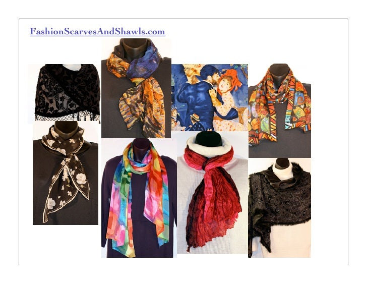 FashionScarvesAndShawls.com