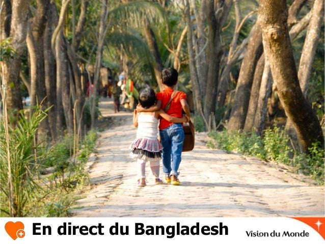 En direct du Bangladesh
