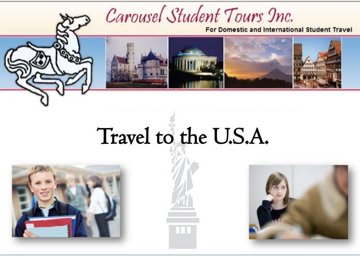Travel to the U.S.A.