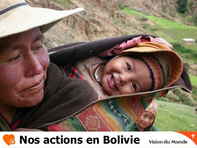 Nos actions en Bolivie