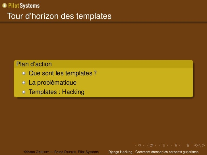 Django hacking comment dresser les serpents guitaristes for Django template comment