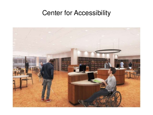 Center for Accessibility