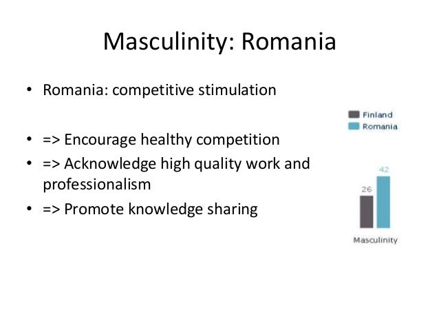 Comparative Market Analysis Finland Vs Romania