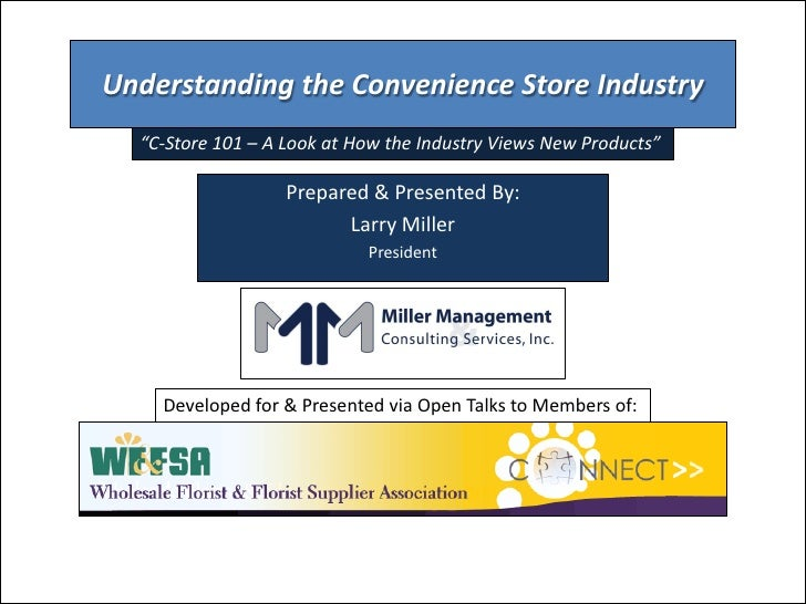 convenience store business plan ppt slideshare
