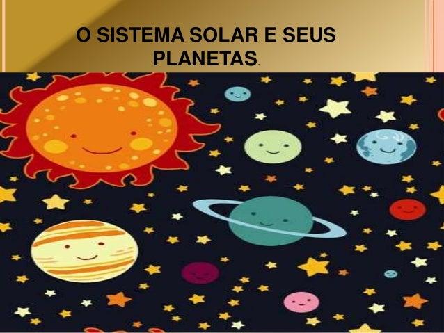 Slide Sistema Solar