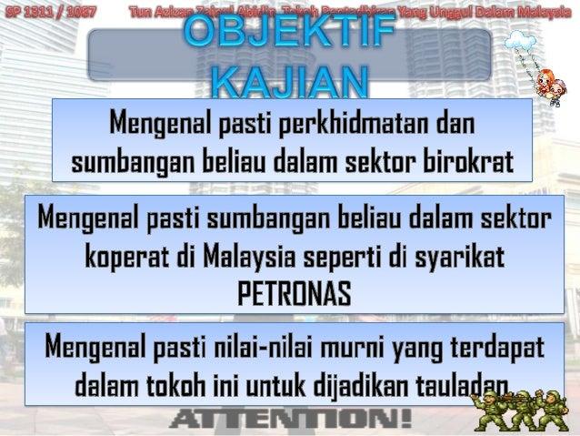 Viva Pbs Sejarah Stpm 2014 Tun Azizan Zainul Abidin