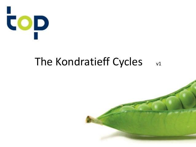 The Kondratieff Cycles v1