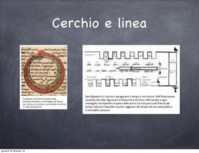 Cerchio e lineagiovedì 18 October 12