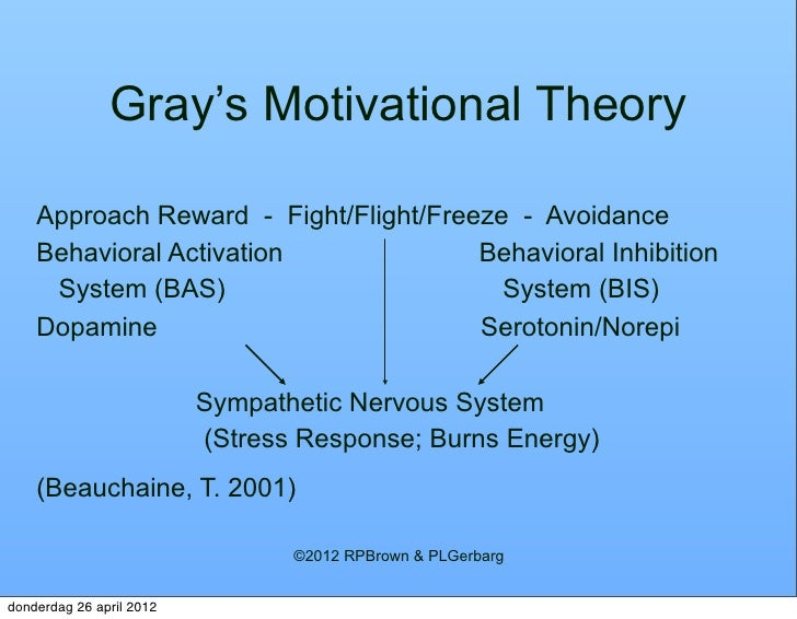 ford motivational system theory The defense motivation system: a theory of  a motivational system approach to avoidance  you will be asked to authorise cambridge core to connect with.