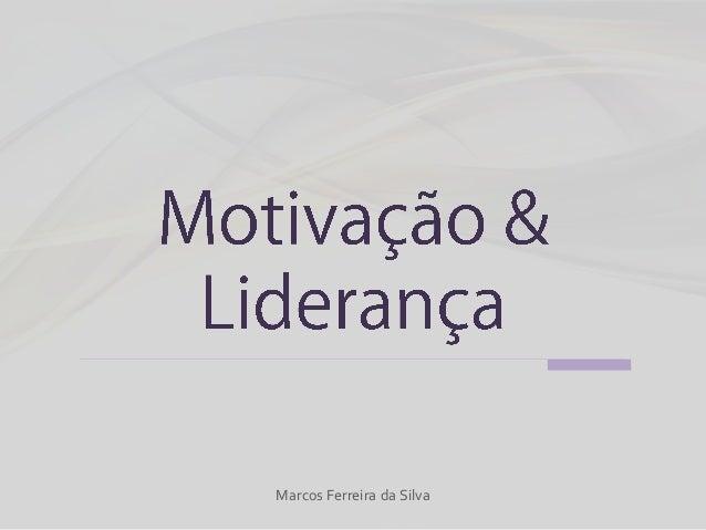 Marcos Ferreira da Silva