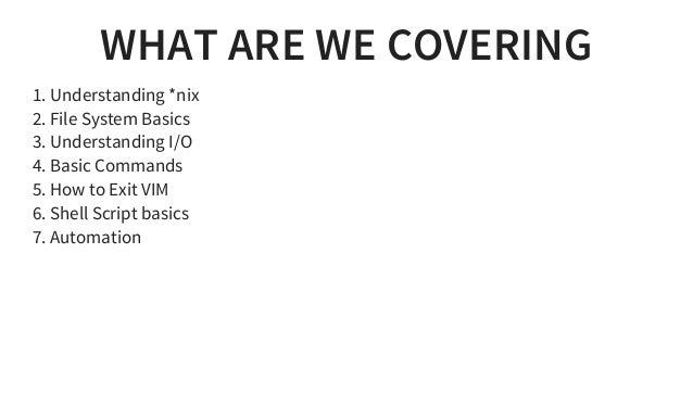 Slides null puliya linux basics Slide 3