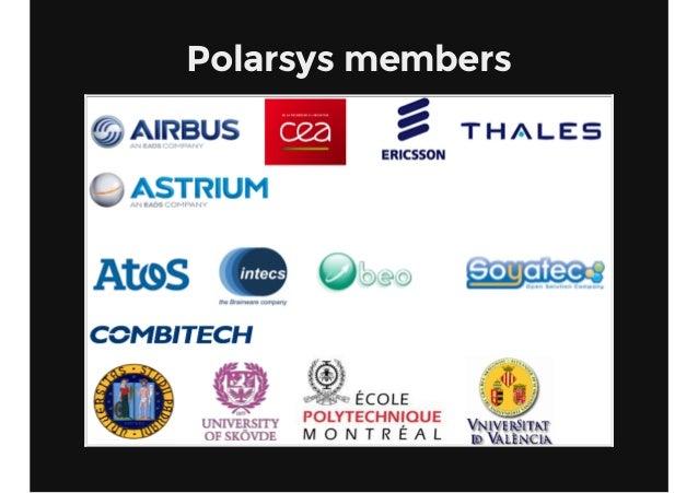 Polarsys members