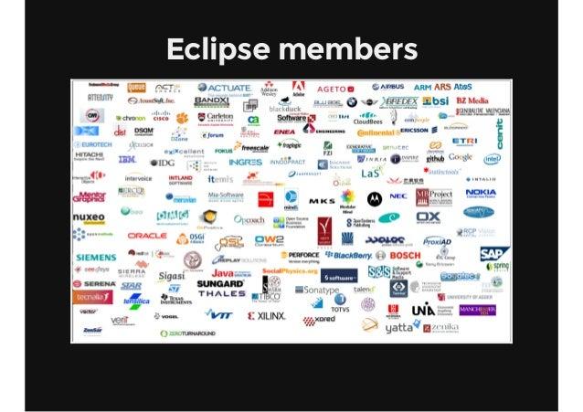 Eclipse members