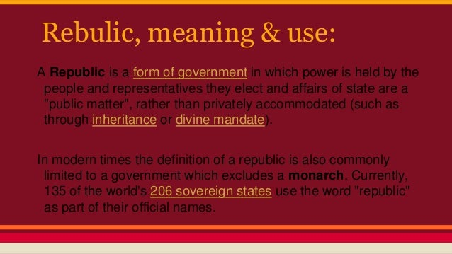 Slides on INDIAN REPUBLIC Day
