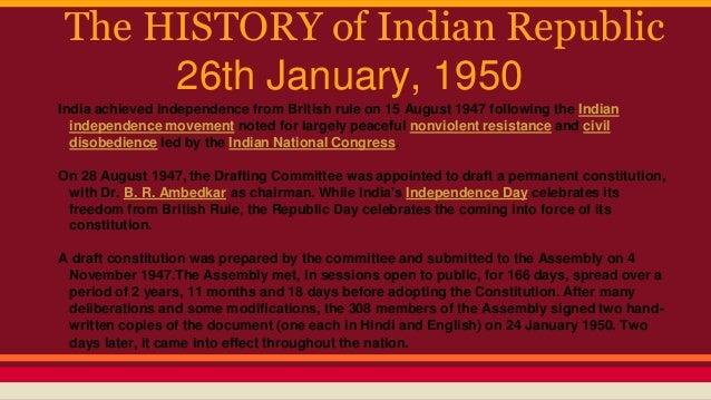 The british inheritance of india