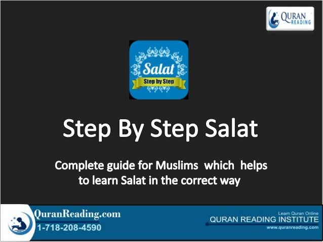 Step by Step Salat is an Islamic App that teaches you Salat method in detail such as how to learn , Perform, understand, a...