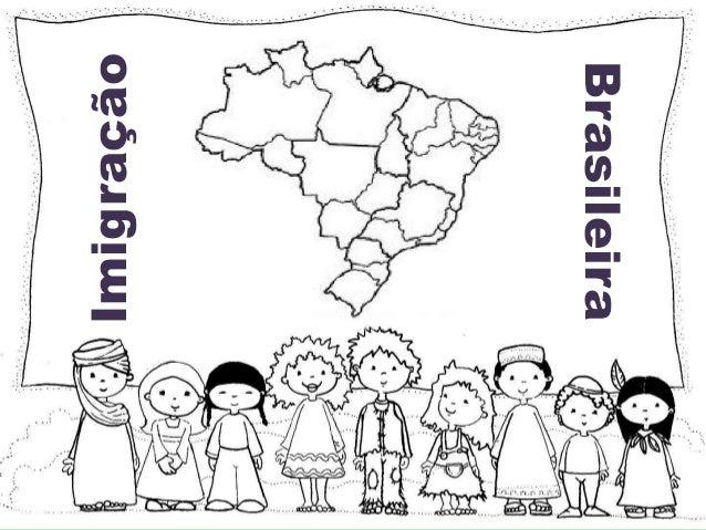 Imigração Brasileira