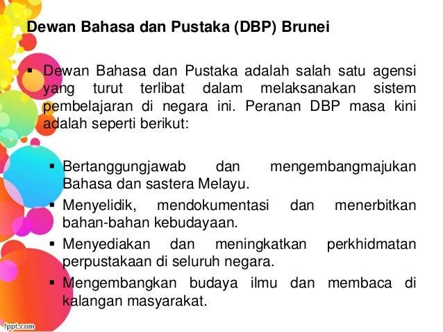 Penggunaan Tulisan Jawi Dalam Pembelajaran Di Negara Brunei Darussala