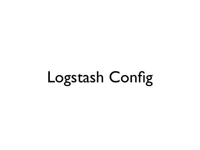 Logstash tutorial - aws.amazon.com