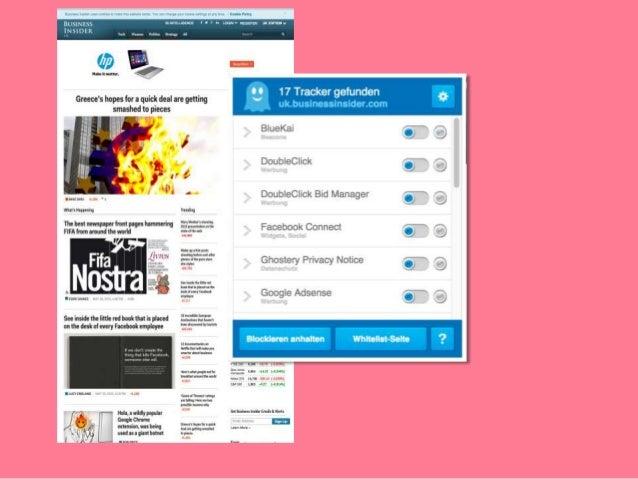 25.06.2015Prof. Peter Kabel   Marken Medien Technologie   Adblock
