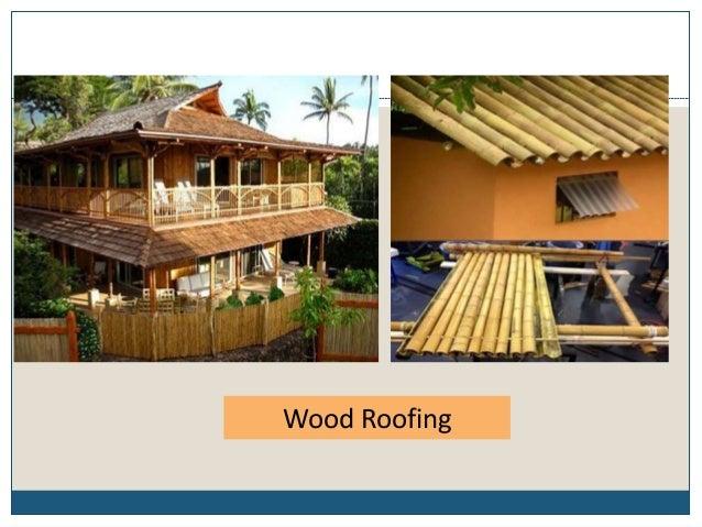 Slides Presentation Roofing Materials