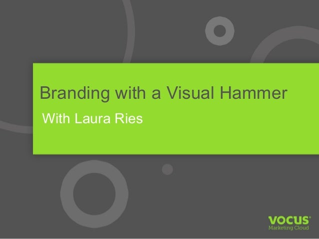Branding with a Visual Hammer With Laura Ries
