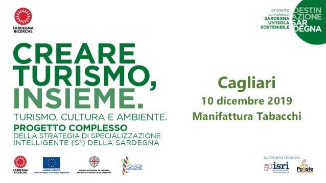 Cagliari 10 dicembre 2019 Manifattura Tabacchi