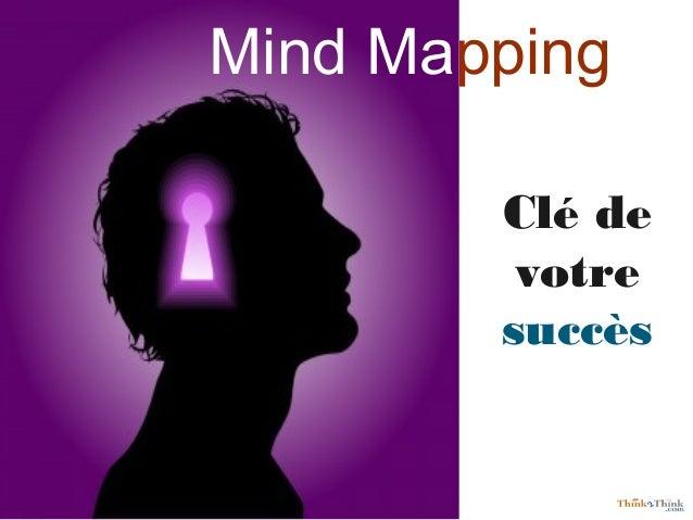 Clé de votre succès Mind Mapping