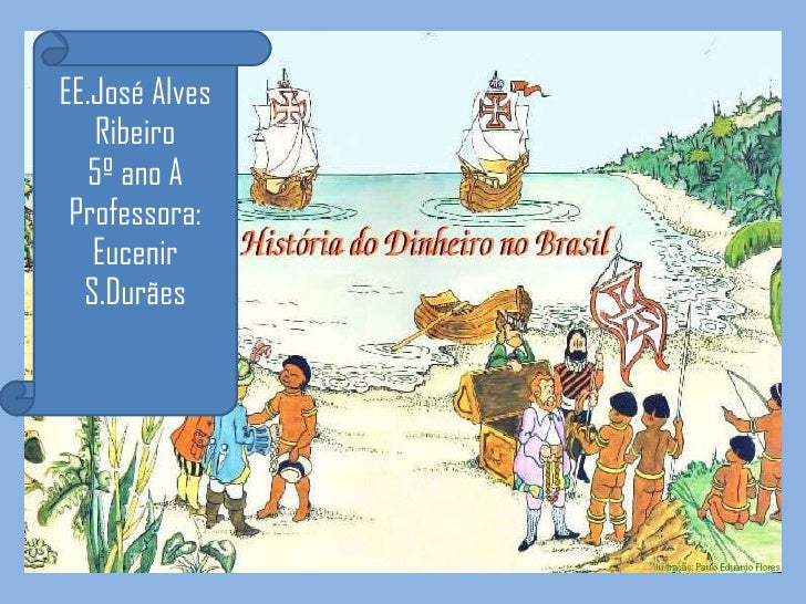 EE.José Alves Ribeiro 5º ano A Professora: Eucenir S.Durães