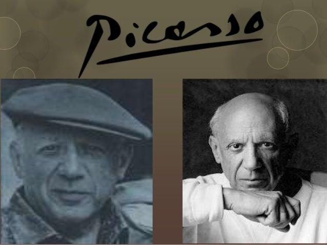 Pablo Picasso  Nasceu em Málaga – Espanha, e recebeu o nome completo de Pablo Diego José Francisco de Paula Juan Nepomuce...