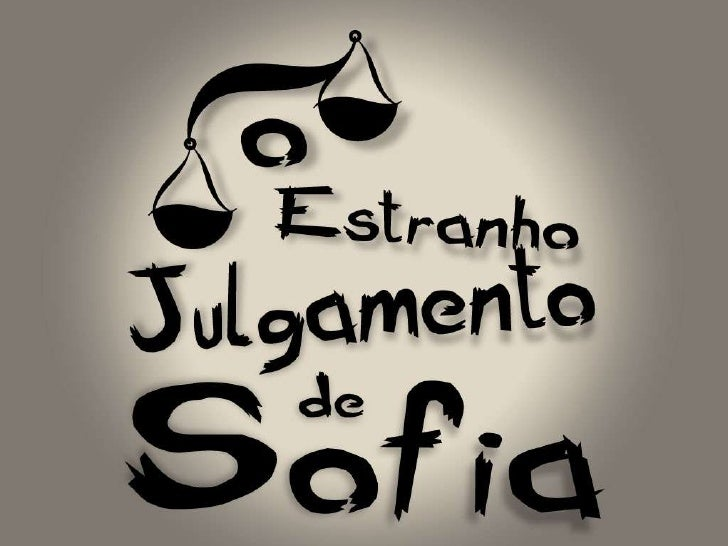 O Julgamento de Sofia