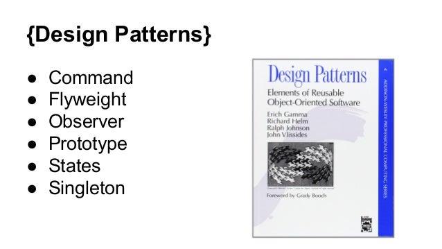 Programação de Jogos - Design Patterns Slide 2