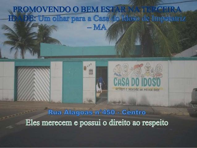 INSTITUTO DE ENSINO SUPERIOR DO SUL DO MARANHÃO UNIDADE DE ENSINO SUPERIOR DO SUL DO MARANHÃO CURSO DE SERVIÇO SOCIAL Acad...
