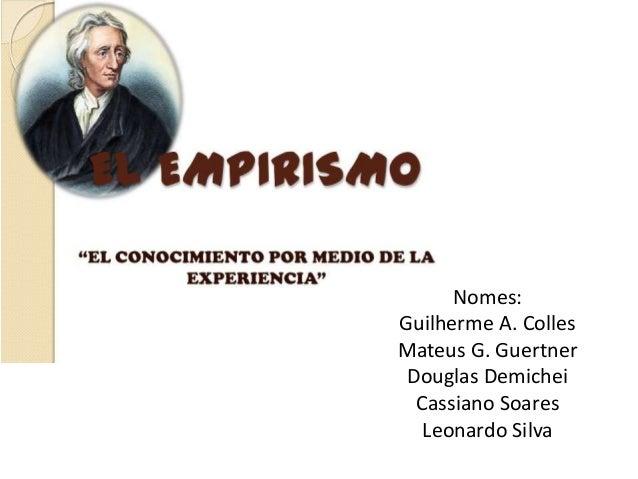 Nomes: Guilherme A. Colles Mateus G. Guertner Douglas Demichei Cassiano Soares Leonardo Silva