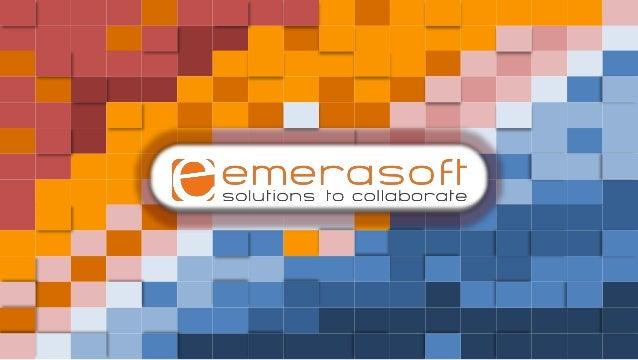 • Emerasoft srl • Mission • Vision • Solutions Monica Burzio– Emerasoft Ugo Ciracì – Emerasoft Steve Millard - Sonatype Em...