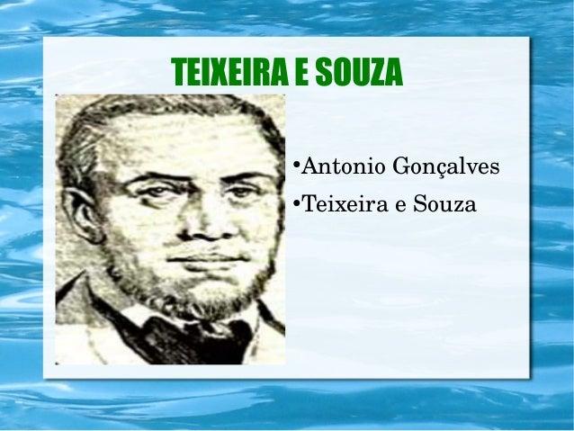 TEIXEIRA E SOUZA AntonioGonçalves  ●  TeixeiraeSouza  ●