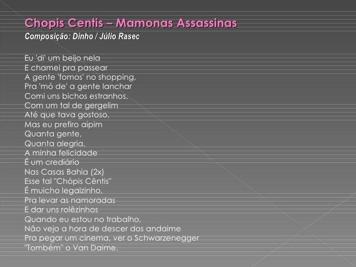 chopis centis